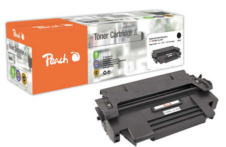 Peach  Tonermodul schwarz kompatibel zu Apple Laserwriter Pro 630