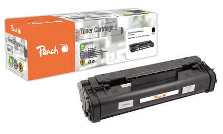 Peach  Tonermodul schwarz kompatibel zu Canon LBPAX