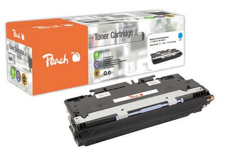 Peach  Tonermodul cyan kompatibel zu HP Color LaserJet 3500
