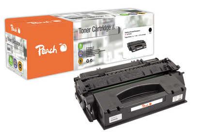 Peach  Tonermodul schwarz, High Capacity kompatibel zu HP LaserJet Professional P 2015 n