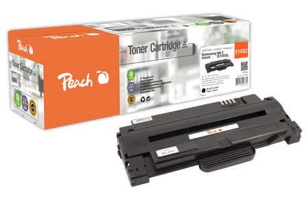 Peach  Tonermodul schwarz kompatibel zu Samsung ML-2581 N