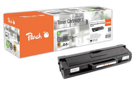 Peach  Tonermodul schwarz kompatibel zu Samsung ML-1660 N