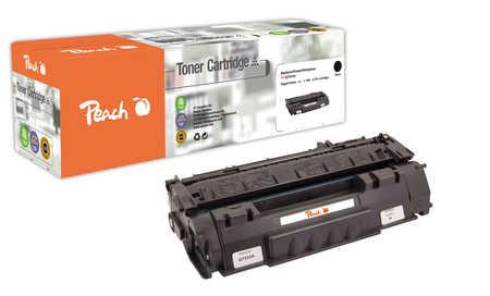Peach  Tonermodul schwarz kompatibel zu HP LaserJet Professional P 2015 n