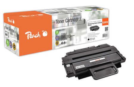 Peach  Tonermodul schwarz kompatibel zu Samsung ML-2850 D