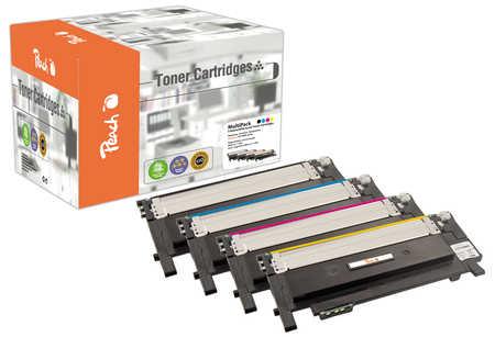 Peach  Spar Pack Tonermodule kompatibel zu Samsung Xpress SLC 467 W