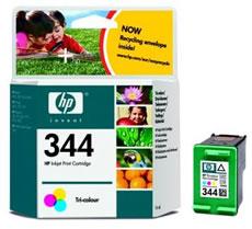 Original  Tintenpatrone color HP OfficeJet 7210 XI