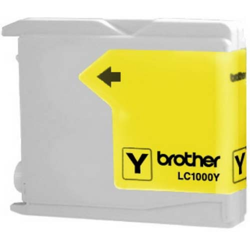 Original  Tintenpatrone gelb Brother Intellifax 1960 C