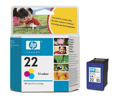 Original  Tintenpatrone color HP OfficeJet 5600 Series