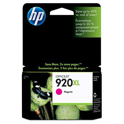 Original  Tintenpatrone magenta HP OfficeJet 6000