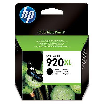 Original  Tintenpatrone schwarz HP OfficeJet 6000