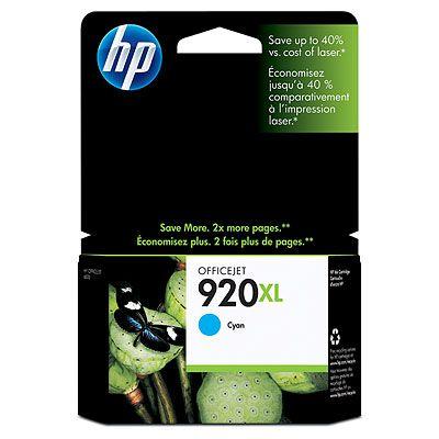 Original  Tintenpatrone cyan HP OfficeJet 6000