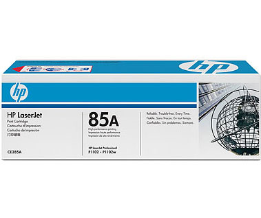 Original  Tonerpatrone schwarz HP LaserJet Professional P 1100 Series