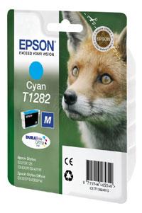 Original  Tintenpatrone cyan Epson Stylus T 22