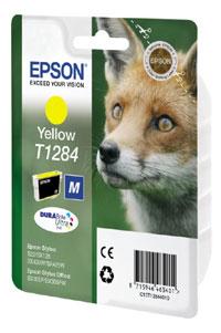 Original  Tintenpatrone gelb Epson Stylus T 22