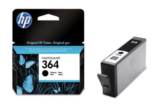 Original  Tintenpatrone schwarz, HP PhotoSmart Premium B 010 a