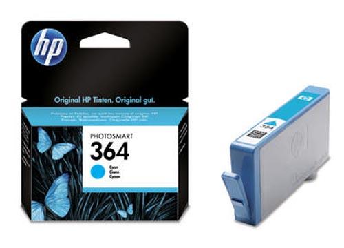 Original  Tintenpatrone cyan, HP PhotoSmart Premium B 010 a