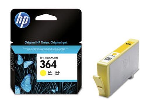 Original  Tintenpatrone gelb, HP PhotoSmart Premium B 010 a