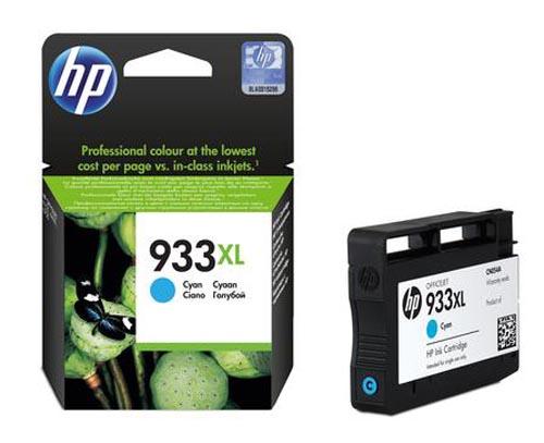 Original  Tintenpatrone cyan HP OfficeJet 7110 wide format