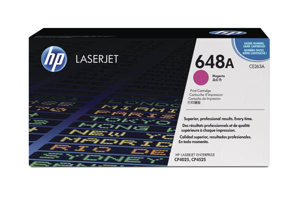 Original  Tonerpatrone magenta HP Color LaserJet Enterprise CP 4000 Series