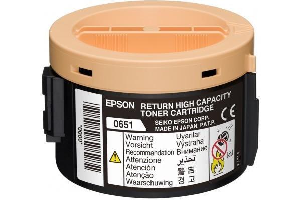 Original  Tonerpatrone schwarz Epson Aculaser MX 14 NF