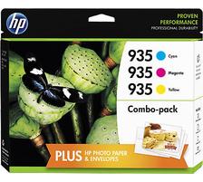 Original  Valuepack Tinte color, HP OfficeJet 6812