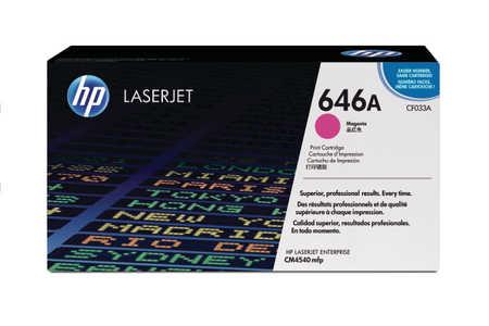Original  Tonerpatrone magenta HP Color LaserJet Enterprise CM 4540 fskm MFP