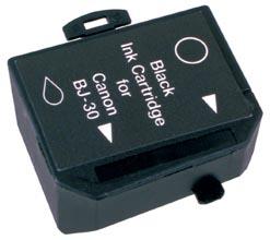 Peach 3  Tintenpatronen schwarz kompatibel zu Canon Starwriter JET 300