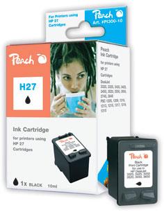Peach  Druckkopf schwarz kompatibel zu HP OfficeJet 5600 Series
