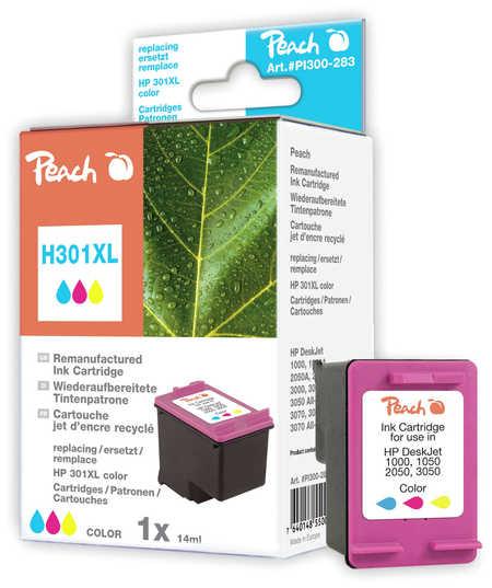 Peach  Druckkopf color kompatibel zu HP OfficeJet 4639