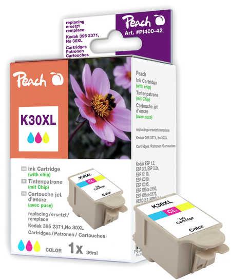 Peach  Tintenpatrone color kompatibel zu Kodak ESP C 110 Series